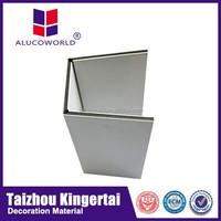 Alucoworld laminate light weight concret pvc brick wall panel hot sale wall cladding fireproof acp panel