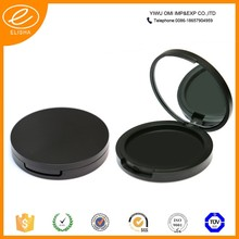 High quality empty compact powder packaging cosmetic