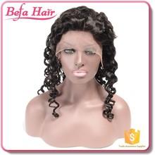 Long lasting ponytail italian yaki fully hand braided lace front wig