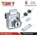 TK-407 cerradura de cristal