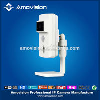 Amovision mini with IR-Cut wireless security camera easy to install p2p ip camera