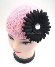 Wholesale baby beanie hat, baby hat crochet pattern,baby hat