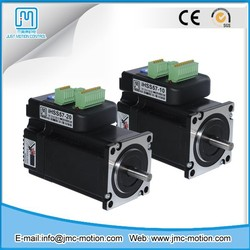 Extra low heating integrated design of motor Stepper based servo control