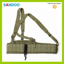 2015 China wholesale police military tactical belt, combat duty belt pad with suspender