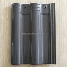 Yixing waterproof house roof tile double bent clay roof tiles