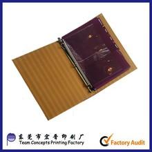 Decorative Cheap Pocket Folders