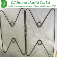 CARBON STEEL Coiled Double M support spring for Mattress
