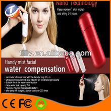 Best Seller Handy Nano mini facial steamer handy mist sprayer Emily