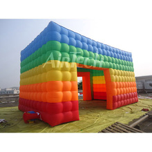 new design inflatable tent, inflatable cube tent, inflatable party tent for events