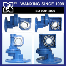 Motor Reduction RV series Worm Gearbox offerred by Hangzhou Wanxing Reducer Comany