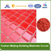 hot sale top quality chloroplast pigments glass mosaic factory