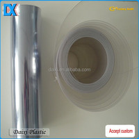 Blue plastic rigid packing pp pet pvc film