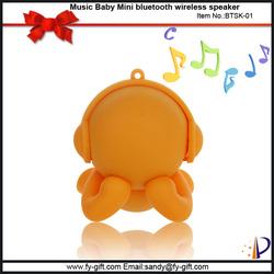 Little music boy mini speaker