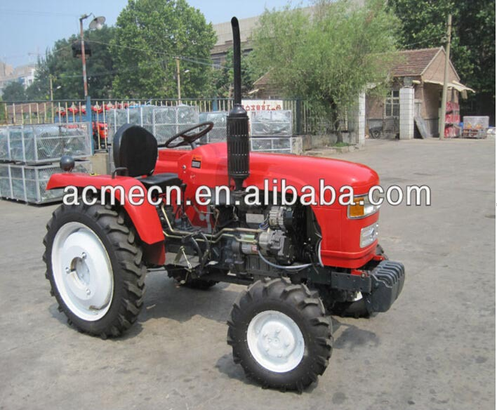FOUR WHEELS TRACTOR