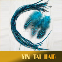 2015 Best quality feather hair extension I tip hair extension