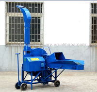 Agricultural rice straw chopper