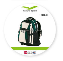 Urban one shoulder strap laptop backpack for Hiking