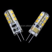 factory direct sales G4 led bulb led lamp, led light AC/DC12V 3W, SMD 24L2835