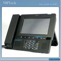 New! Video IP Phone, 4 SIP Lines, 7 Inch Touch Screen