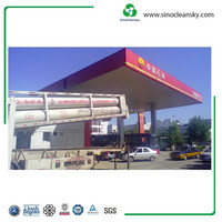 Natural Gas CNG Compressor /CNG Kit/CNG Hydraulic Daughter Station