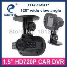 FHD 720P Driver Recorder HD Car DVR Camera C600 Novatek 96220 with CE Certification