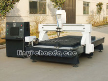 High quality wood cnc router with HIWIN square orbit and vacuum suction table hot sell