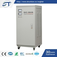 AC Power Supplies Electrical Equipment Favorable Price and High Performance Voltage Regulators Stabilizers
