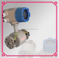 4 - 20ma signal output flow measuring instruments price electromagnetic flowmeter