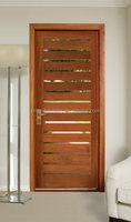 Latest design safety door wooden interior door room door