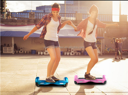 New Tech Smart Balance Board 2 wheel electric scooter self balancing drifting style standing