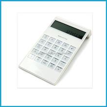 8 Digital Desktop solar Calendar Calculator with digital clock