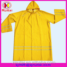 Mapanimdim ng isang piraso kapote/rain coat/rain coats
