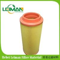 Auto air Filter Medium Material: Paper/air filter