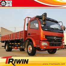 factory direct sale EURO4 air-condition available diesel engine 2ton 3ton 125hp light cargo truck