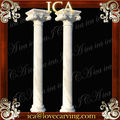 Columnas blancas pilar