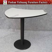 Irregularly shaped table YC-T6001