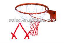 Iron basketball net