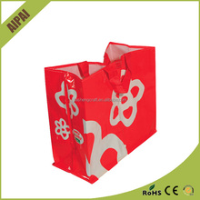 Glossy laminated pp woven bag for Shopping,promotion,advertising