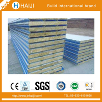 China's shandong province Fireproof Panels Prefab House/color steel laminboard