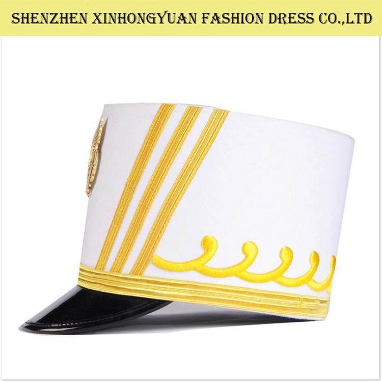... Uniform cap > Military hat > hot sale metal LOGO security cap military