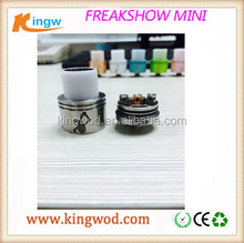 Freakshow mini newest freakshow mini with drip tip high quality in low price freakshow mini