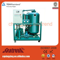 Advanced Technology Gravity/Vacuum Waste Oil Filter System