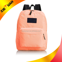 China supplier 2015 fashion school backpack bag for girls