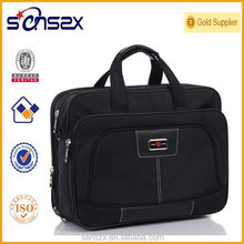 15.7 inch computer bag customized laptop bag leather