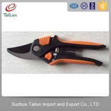 multi function stainless steel blade bypass pruning shear bypass cutting scissor