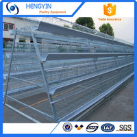 Hot Sale Factory Price 3 Or 4 Layers Chicken Cage