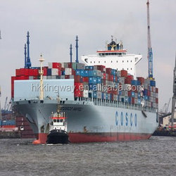 sea freight charges China to Ukraine
