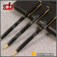 Metal ballpoint pen, heavy metal pens, best selling ball pens