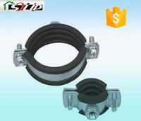 stell galvanized rubber tension clip