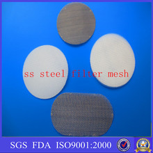 round filter screen mesh, round filter screen for water filter